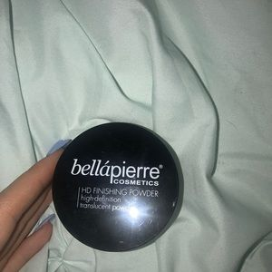 bella pierre translucent hd powder